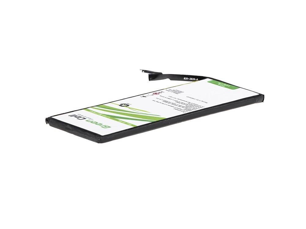 Baterie Green Cell Apple iPhone 5S 1500mAh Li-Pol – neoriginální