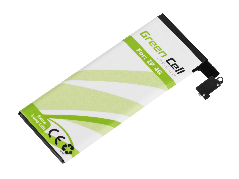 Baterie Green Cell Iphone 4 1400mAh Li-ion - neoriginální