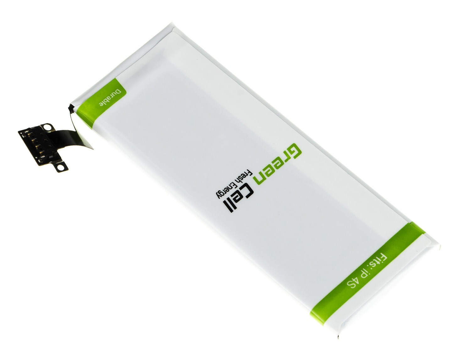 Baterie Green Cell Apple iPhone 4S 1430mAh Li-ion - neoriginální