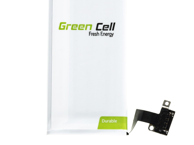 Baterie Green Cell Apple iPhone 4S 1430mAh Li-ion - neoriginální