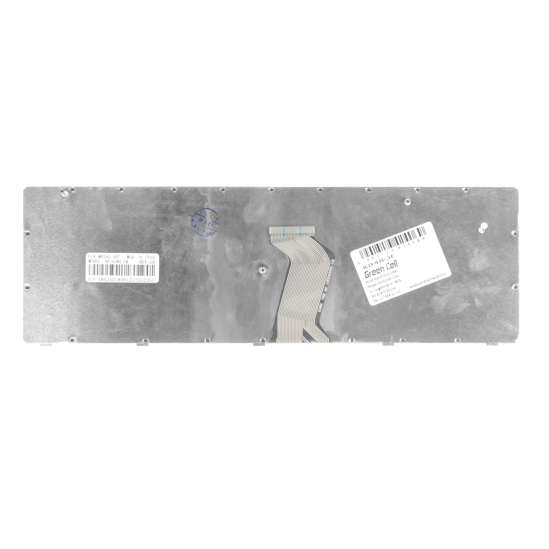 Green Cell Klávesnice pro notebook Lenovo IdeaPad G580 B585 P580 V580 V585 Z580 Z585