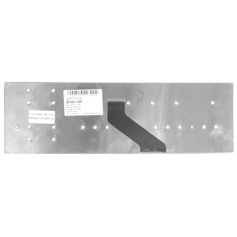 Green Cell Keyboard for Laptop Acer Aspire 5342 5755G E5-511 V3, Extensa 2508 2509 2510
