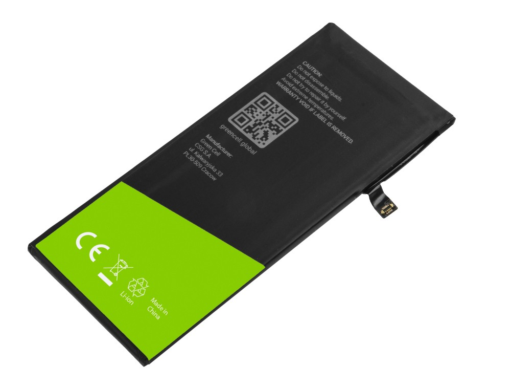 Battery Green Cell A2105 for Apple iPhone XR + tools