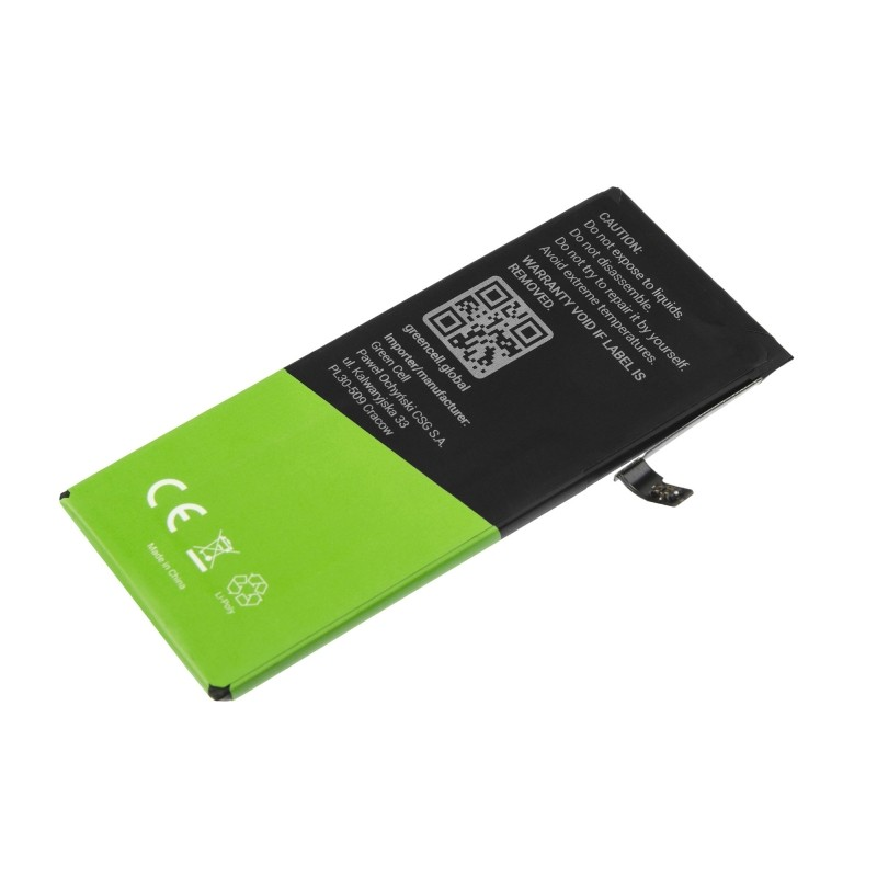 Batterie Green Cell ® for  Apple iPhone 7 1960mAh 3.8V