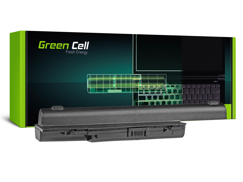 Green Cell AC04 Baterie Acer AS07B31/AS07B32/AS07B41/AS07B42/AS07B51/AS07B52/AS07B61 6600 mAh Li-ion - neoriginální
