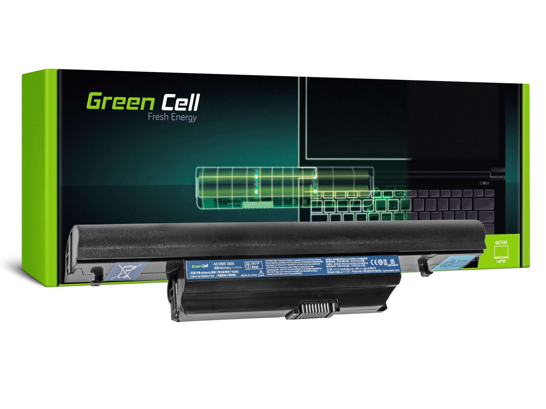 Green Cell AC13 Baterie Acer AS01B41/AS10B31/AS10B3E/AS10B41/AS10B51/AS10B5E/AS10B61 4400 mAh Li-ion - neoriginální