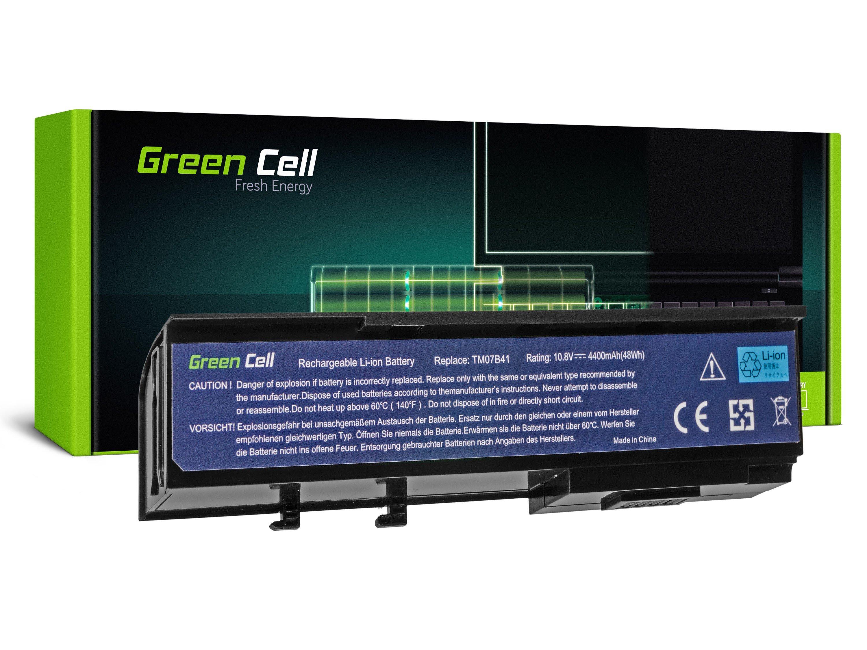 Green Cell AC10 Baterie Acer GARDA31/GARDA32/BT.00603.012/BT.00603.026/BT.00603.039 4400 mAh Li-ion - neoriginální