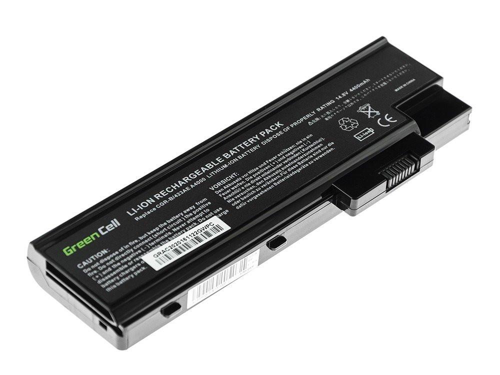 Green Cell Baterie pro Acer Aspire 5620 7000 9300 9400 / 14,4V 4400mAh