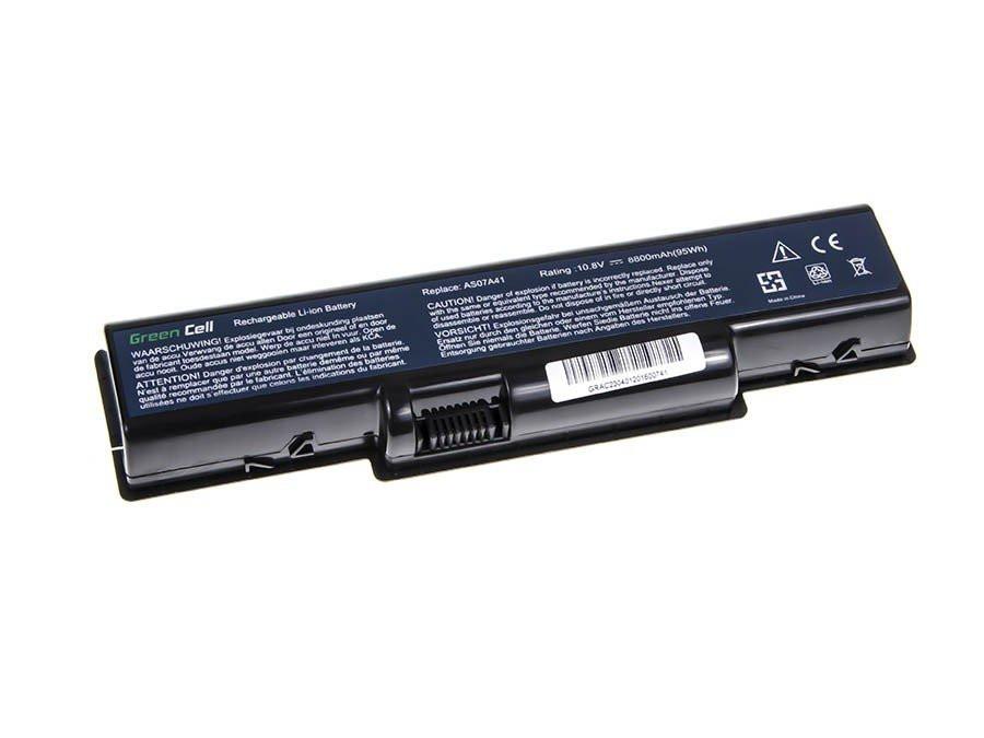 Green Cell AC23 Baterie Acer Aspire 4710/4720/5735/5737Z/5738/AS07A31/AS07A41/AS07A51 8800mAh Li-ion - neoriginální
