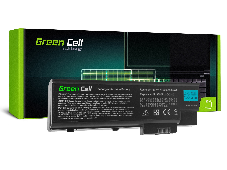 Green Cell AC27 Baterie Acer Aspire SQU-401/1411/2300/3000/3003/5002/SY6/BT.00403.004 4400mAh Li-ion - neoriginální