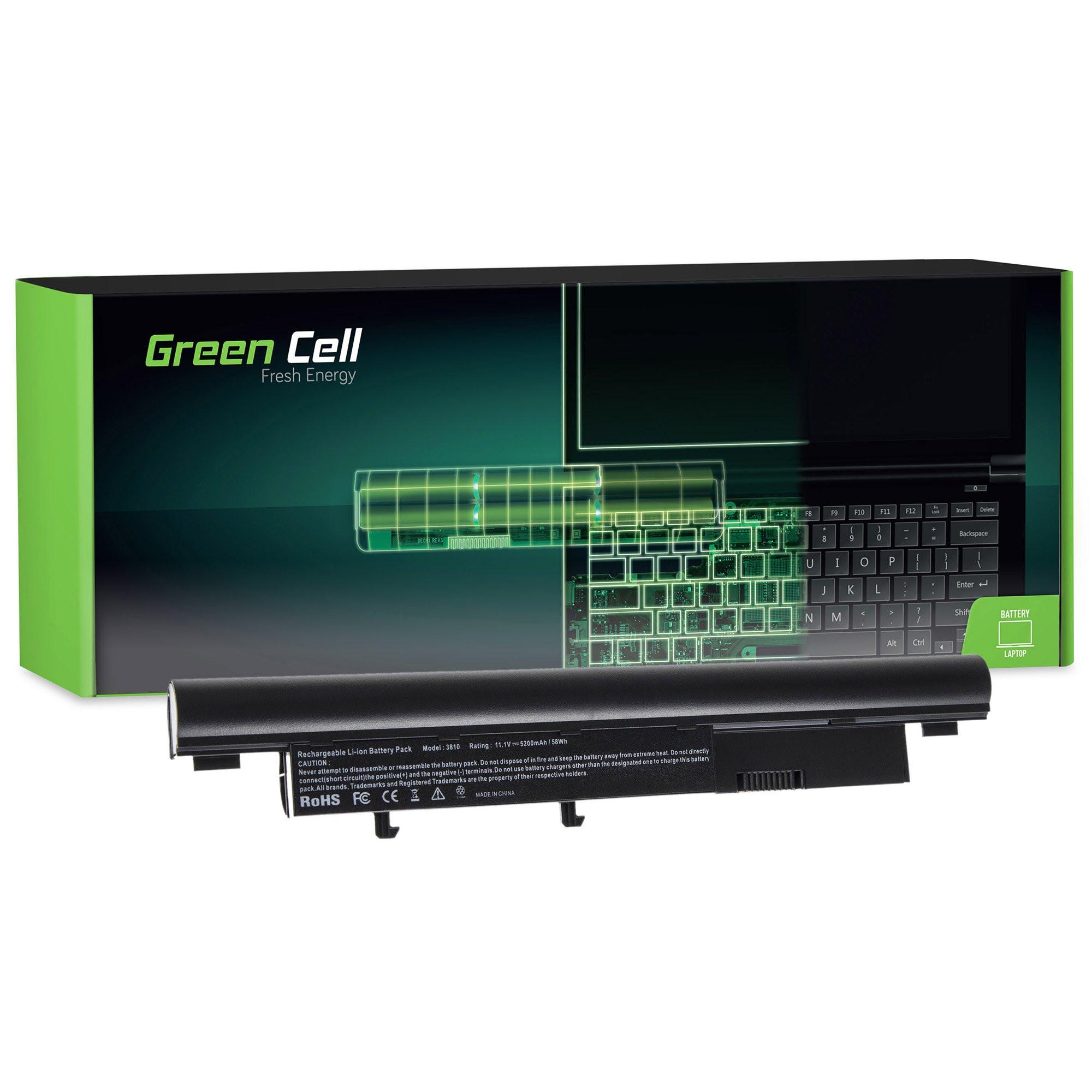 Green Cell AC29 Baterie Acer AS09D51/AS09D56/AS09D70/AS09D71/AS09D31/AS09D33/AS09D34 4400mAh Li-ion - neoriginální