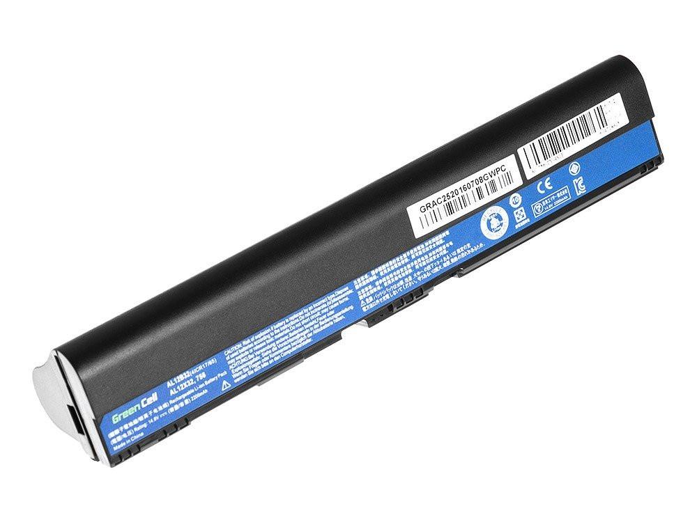 Green Cell Baterie pro Acer Aspire v5-171 v5-121 v5-131 / 14,4V 2200mAh