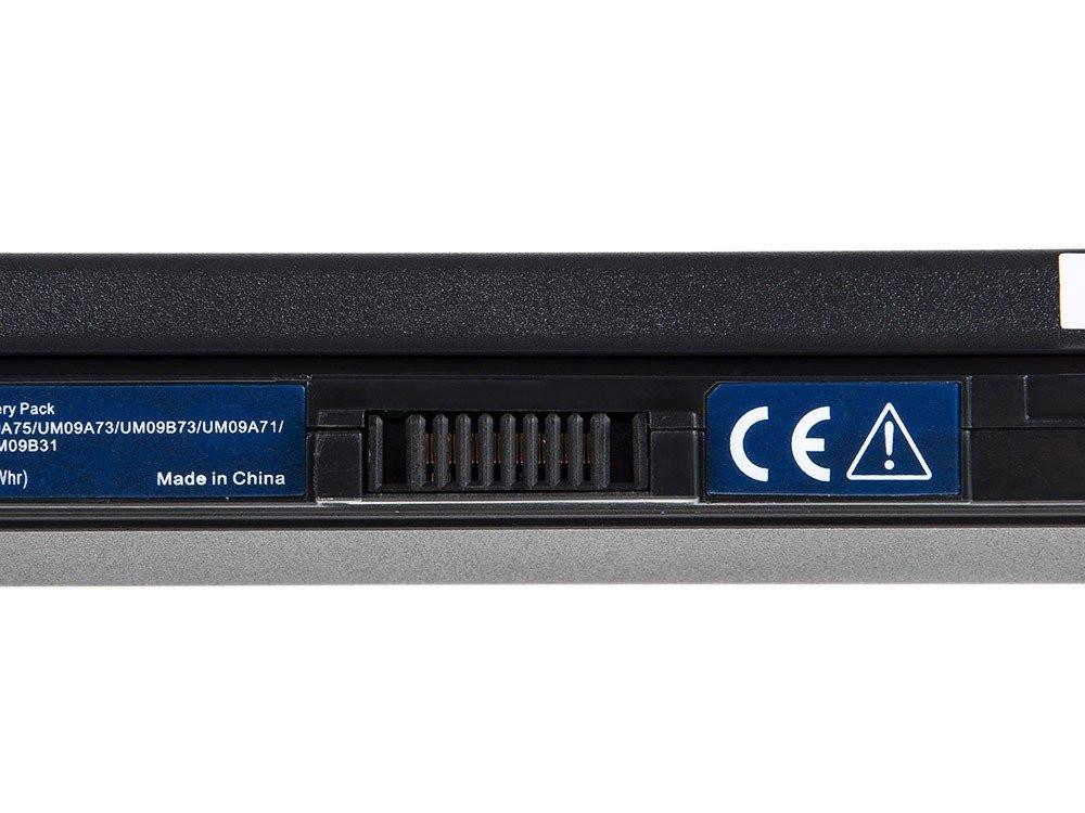 Green Cell AC35 Baterie Acer Aspire One 531h/751h/Acer UM09A31/UM09A41/UM09A71/UM09A73 4400mAh Li-ion - neoriginální