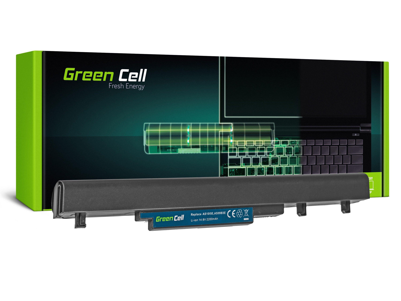 Green Cell Baterie pro Acer TravelMate 8372 8372G 8372Z 8481 8481G / 14,4V 2200mAh