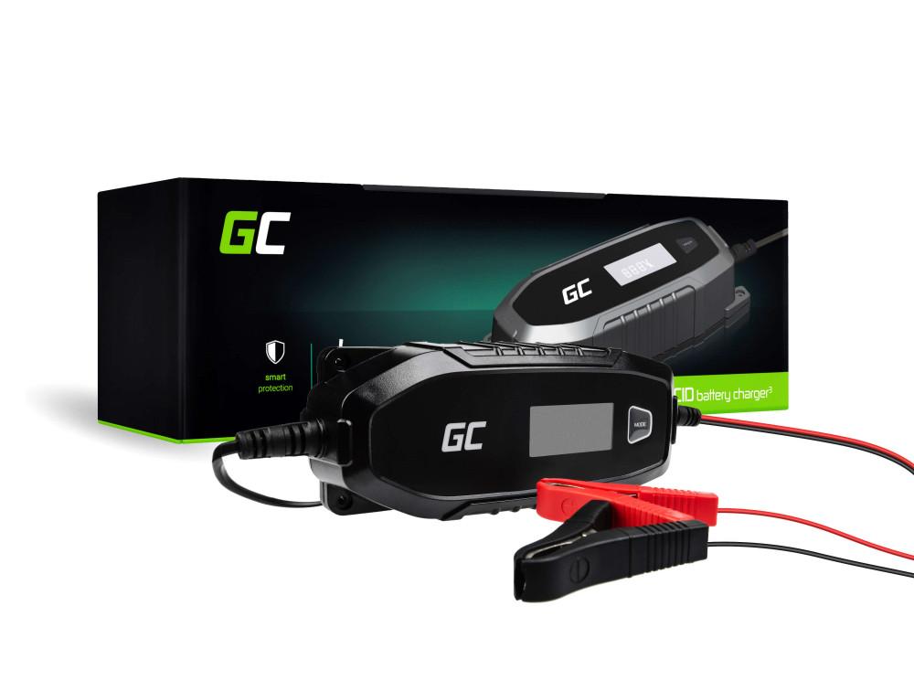 Green Cell töltő akkumulátorok 6V / 12V (4A)