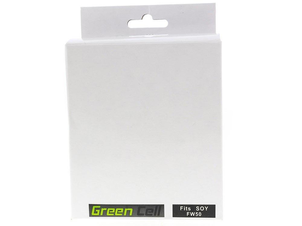 Green Cell Nabíječka pro Nikon D40 D60 D3000 D5000