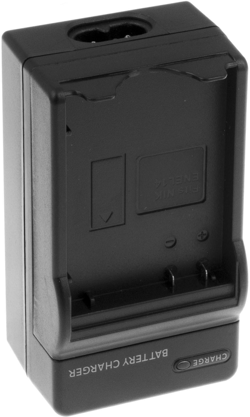 Green Cell ® Camera Battery Charger EN-EL14 for Nikon D3100 D3300 D5100 D5200 CoolPix P7000