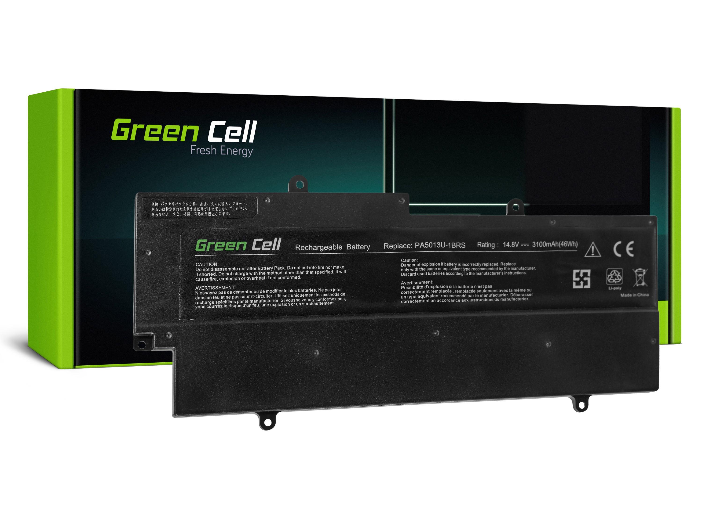 Green Cell TS50 Baterie Toshiba Portege Z830 Z835 Z930 Z935 3000mAh Li-Pol – neoriginální