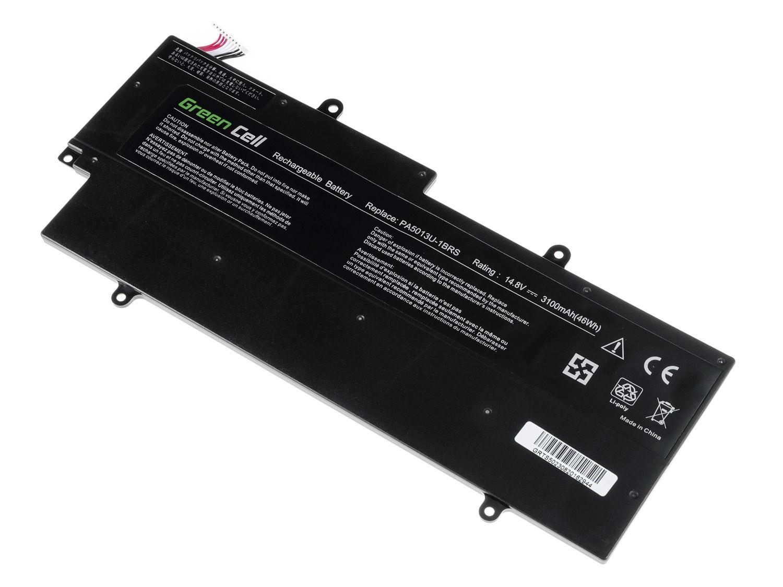 Green Cell Baterie pro Toshiba Portege Z830 Z835 Z930 Z935 PA5013U-1BRS / 14,4V 3000mAh