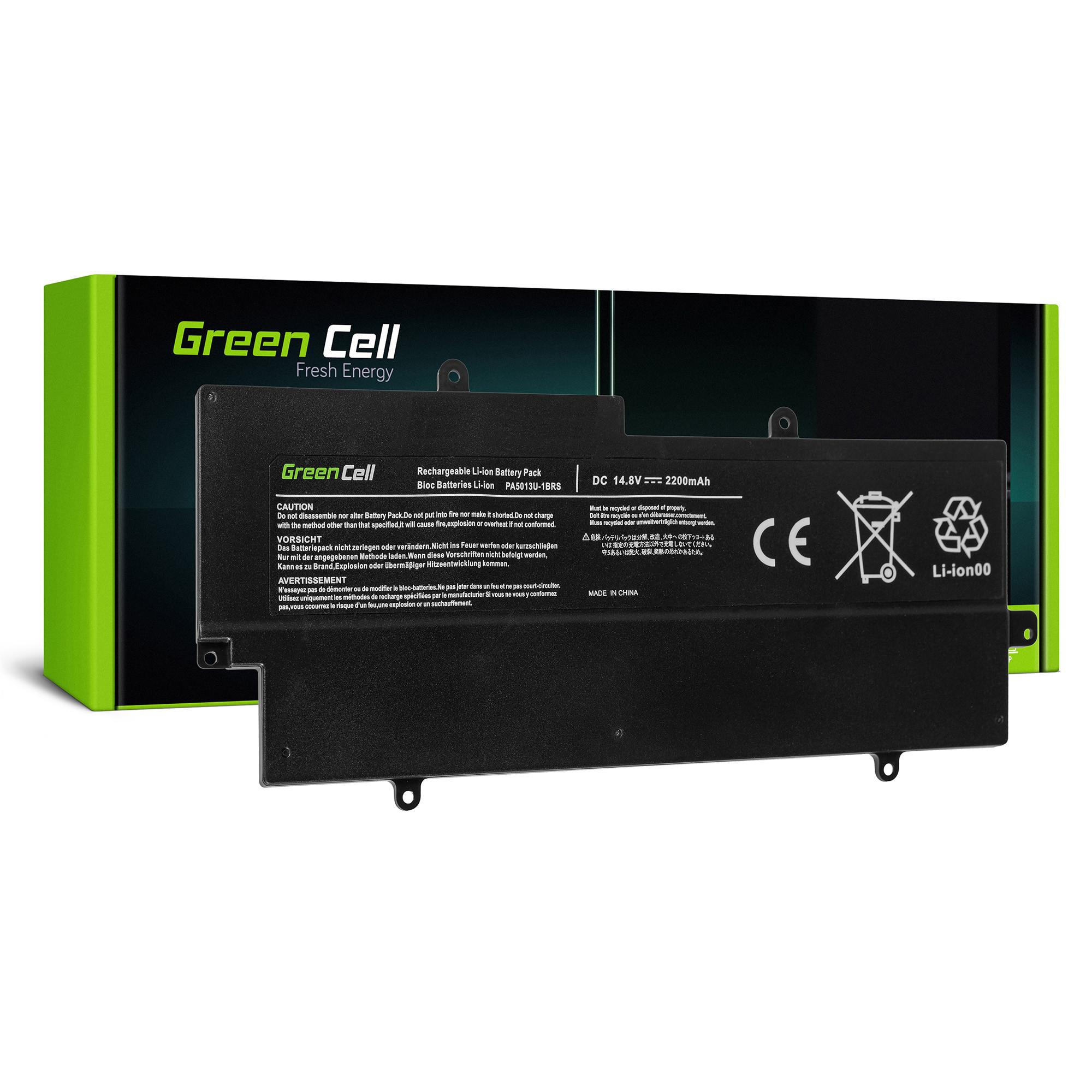 Green Cell TS52 Baterie Toshiba Portege Z830 Z835 Z930 Z935 2000mAh Li-Pol – neoriginální