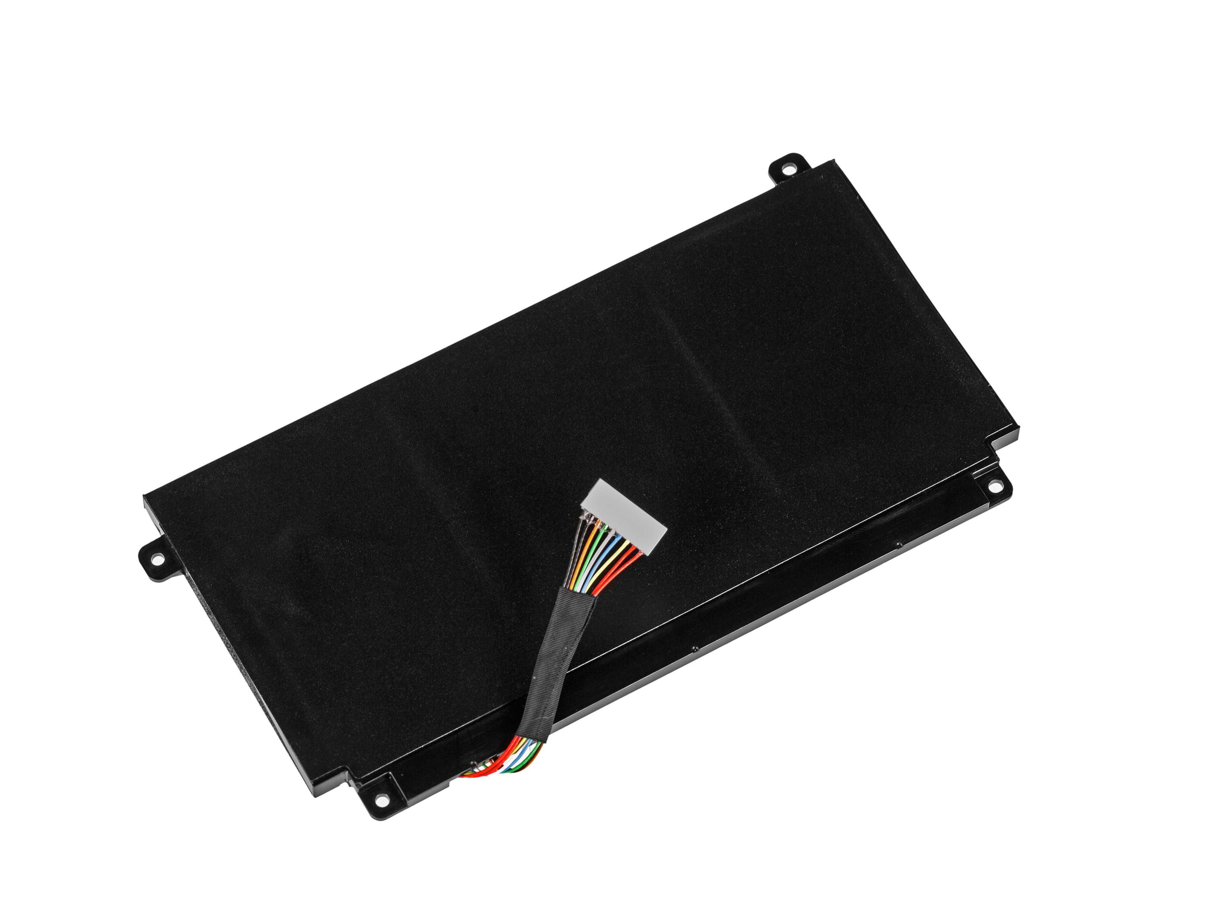 Green Cell TS57 Baterie Toshiba Satellite Radius 15 P50W P55W, Toshiba ChromeBook 2 CB30-B 3400mAh Li-Pol – neoriginální
