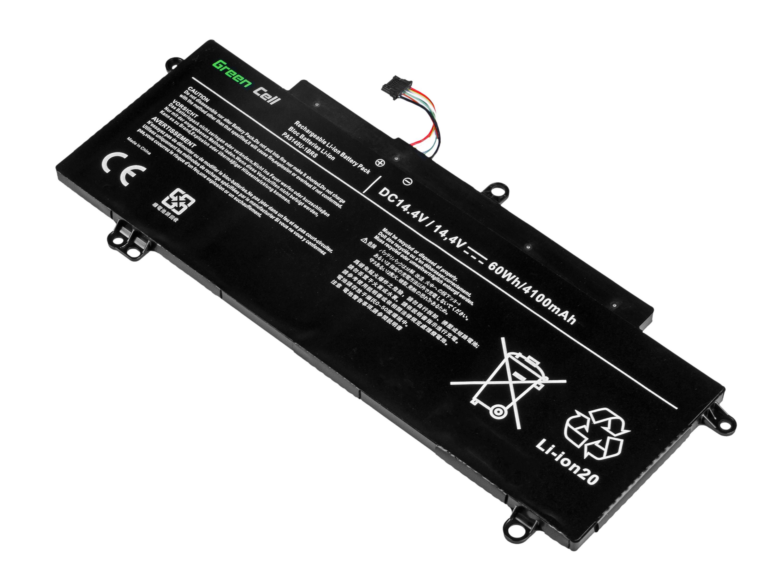 Green Cell TS58 Baterie Toshiba Tecra Z40 Z40-A-13Q Z40-A-167 Z50 Z50-A-15P Z50-A-16C 3400mAh Li-Pol – neoriginální