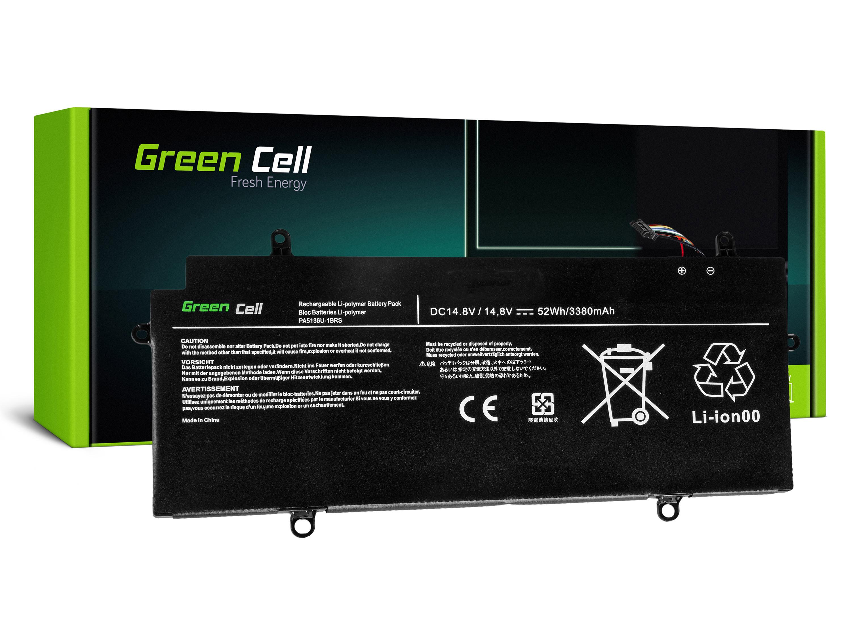 Green Cell TS59 Baterie Toshiba Portege Z30 Z30-A-186 Z30-B-119 Z30t Z30t-A-11P 3380mAh Li-Pol – neoriginální