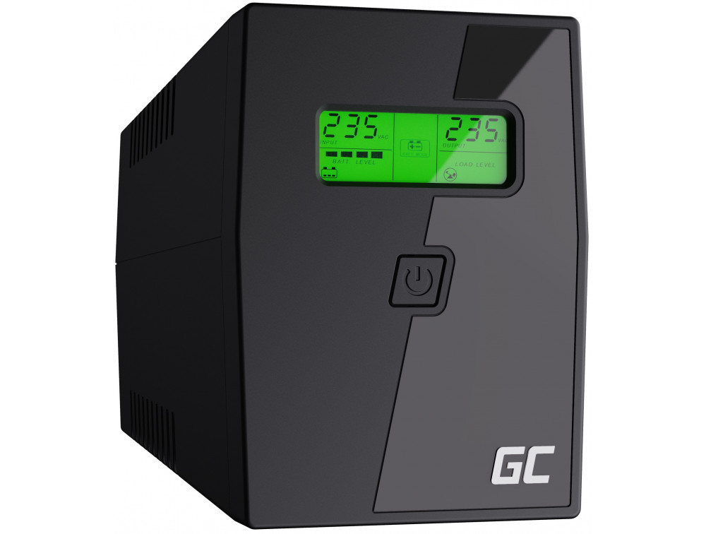 Green Cell UPS 600VA LCD Micropower