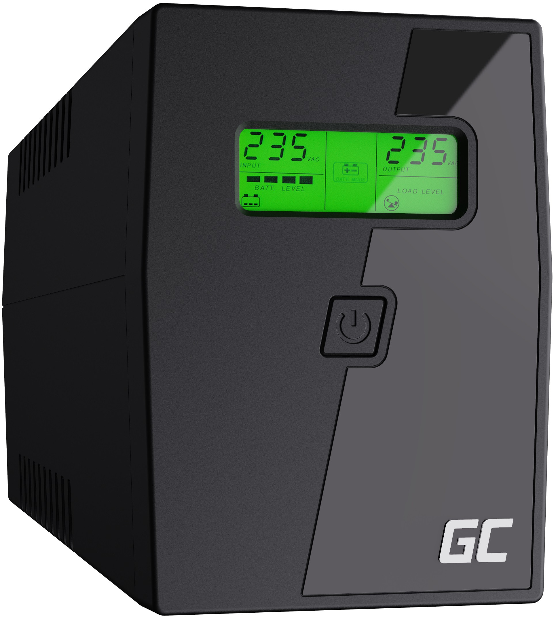 Green Cell ® UPS Micropower 600VA with LCD display