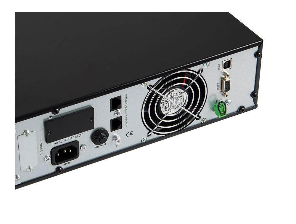 Green Cell ® UPS Online RTII 1000VA LCD