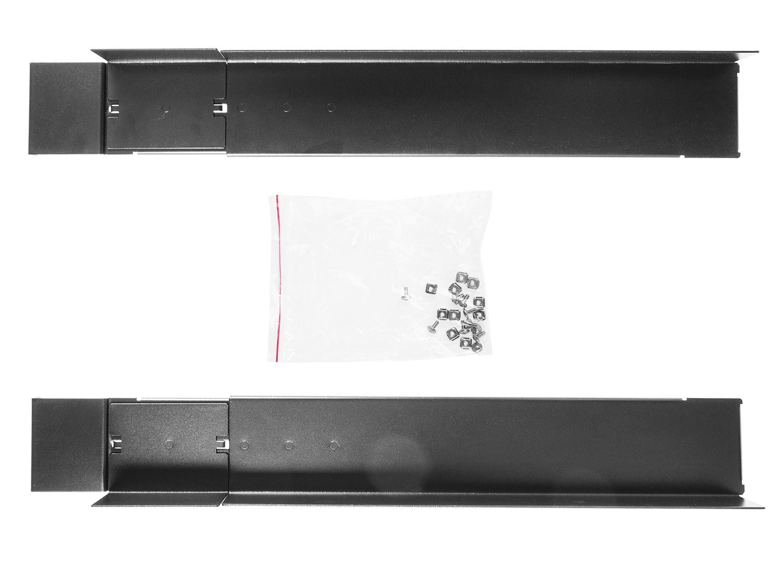 Rack 19 montage rails