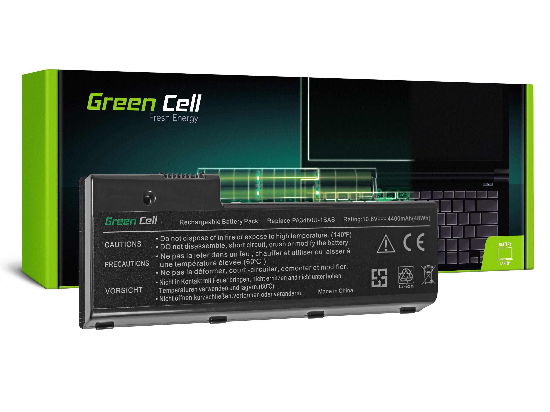 Green Cell TS15 Baterie Toshiba P100 P105 Satego P100 4400mAh Li-ion - neoriginální