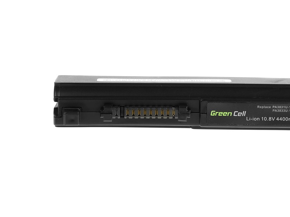 Green Cell PRO Battery for Toshiba Portege R700 R830 R705 R835 Satellite R830 R840 Tecra R700 / 11,1V 4400mAh