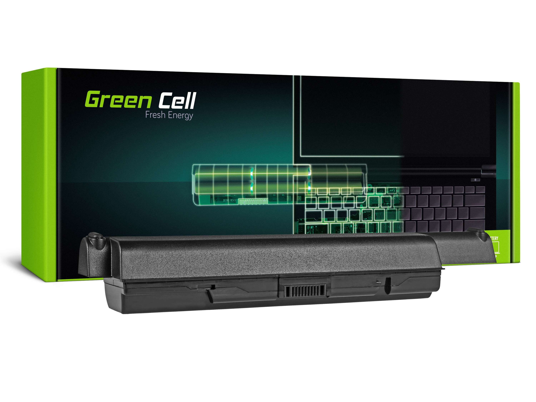 Green Cell TS24 Baterie Toshiba Satellite A200 A300 A500 L200 L300 L500 8800mAh Li-ion - neoriginální