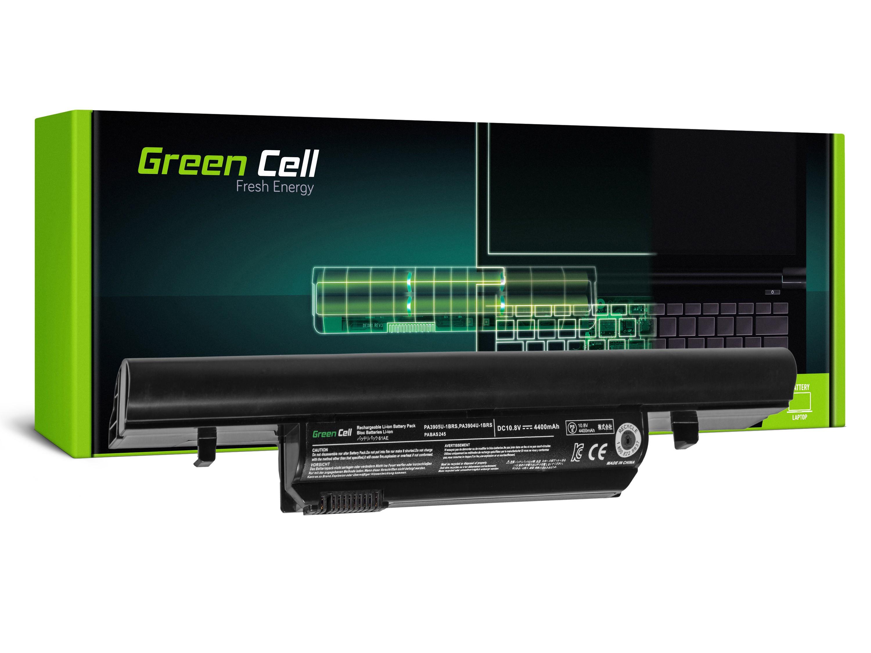 Green Cell TS27 Baterie Toshiba Satellite Pro R850, Tecra R850 R950 4400mAh Li-ion - neoriginální