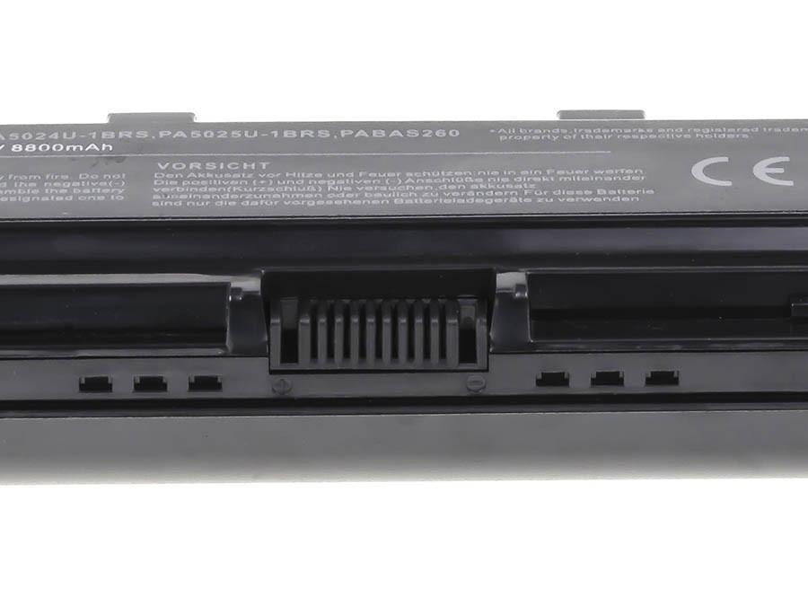 Green Cell Baterie pro Toshiba Satellite C850 C855 C870 L850 L855 PA5024U-1BRS / 11,1V 8800mAh