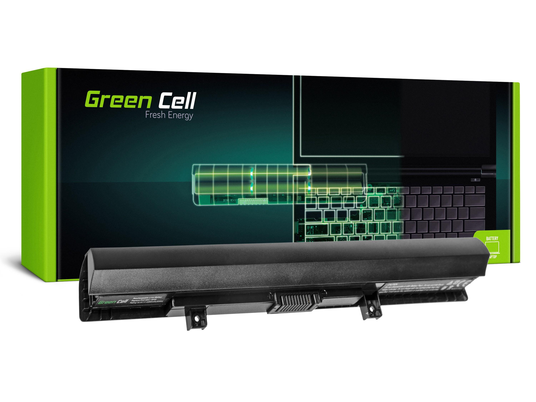 Green Cell TS38 Baterie Toshiba Satellite C50-B C50D-B C55-C C55D-C C70-C C70D-C L50-B L50D-B L50-C L50D-C 2200mAh Li-ion - neoriginální