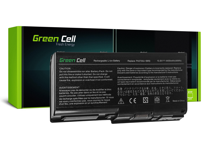 Green Cell PRO Baterie pro Toshiba Qosmio X500 X505 Satellite P500 P505 P505D / 11,1V 4400mAh