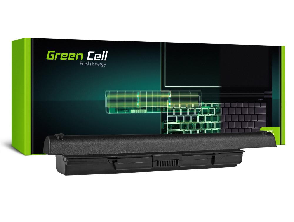 Green Cell akkumulátor Toshiba Satellite A200 A300 A500 L200 L300 L500 / 11,1V 6600mAh