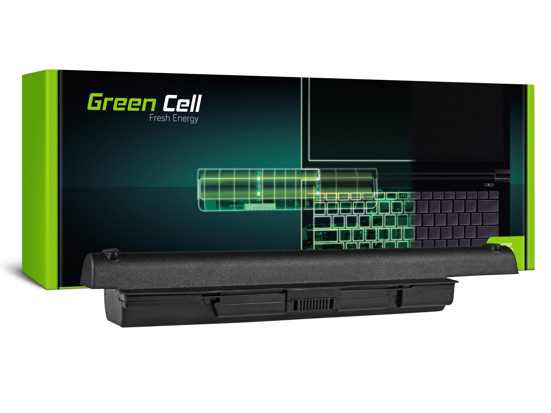 Green Cell TS02 Baterie Toshiba Satellite A200 A300 A500 L200 L300 L500 6600mAh Li-ion - neoriginální