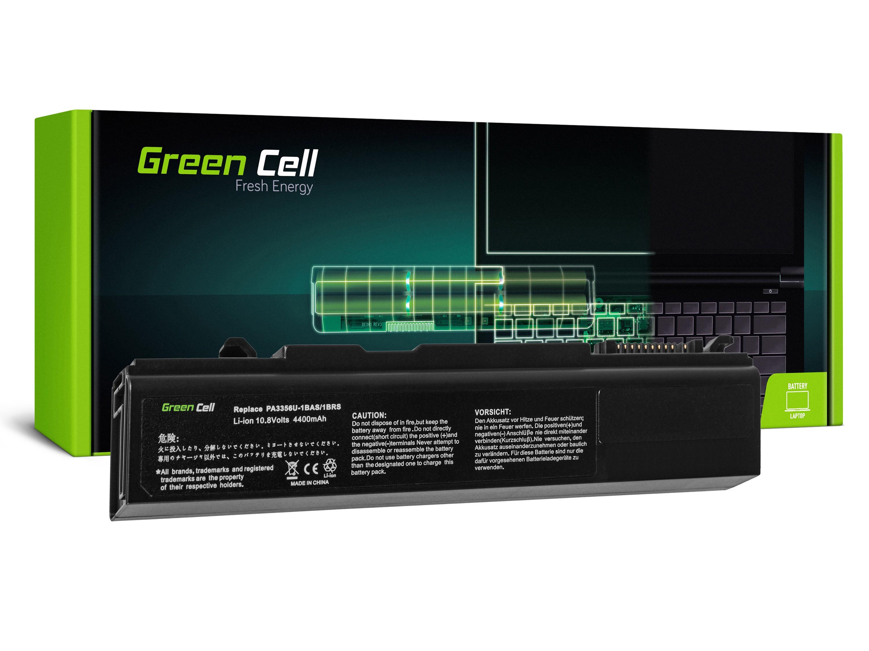 Green Cell TS05 Baterie Toshiba Tecra A2 A9 A10 S3 S5 M10 Portage M300 M500 4400mAh Li-ion - neoriginální