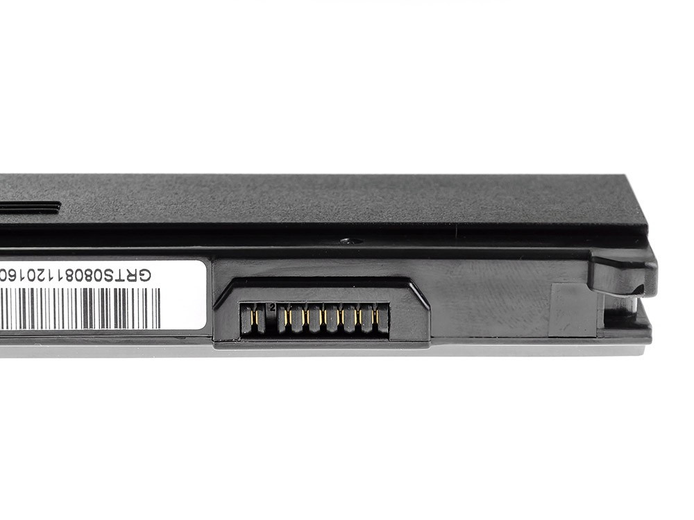Green Cell Baterie pro Toshiba Satellite A85 A110 A135 M40 M50 M70 / 11,1V 4400mAh