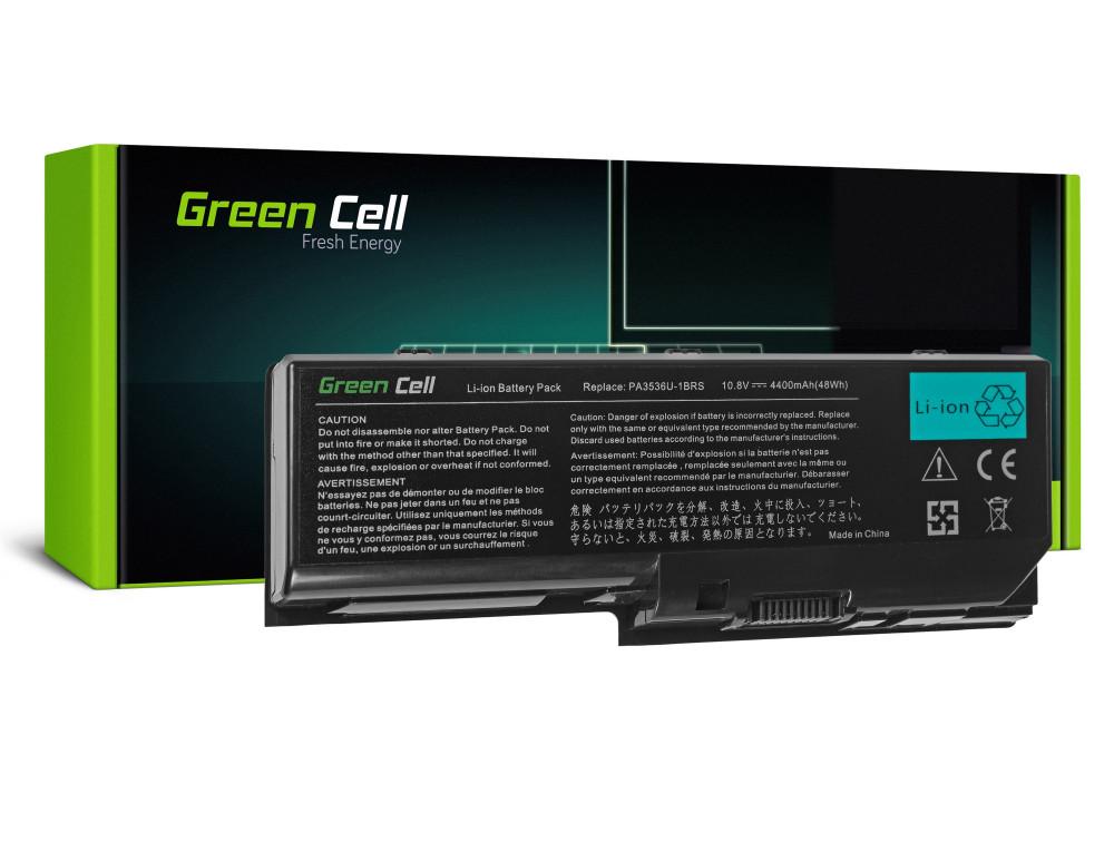 Green Cell akkumulátor Toshiba Satellite L350 P200 PA3536U-1BRS / 11,1V 4400mAh
