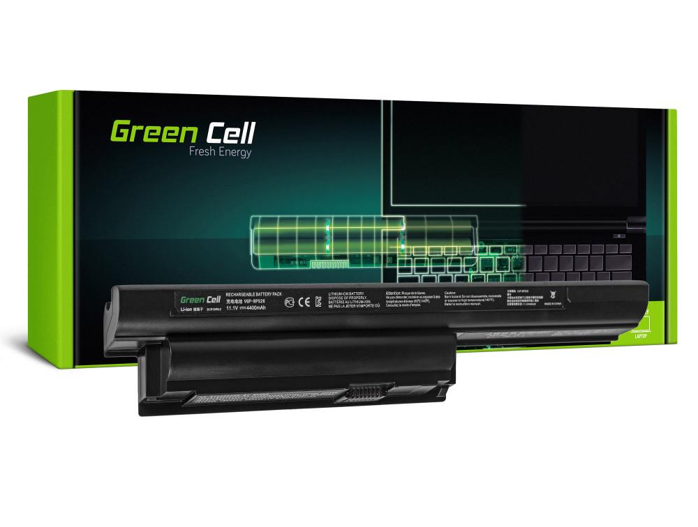 Green Cell akkumulátor Sony Vaio PCG-71811M PCG-71911M SVE15 / 11,1V 4400mAh