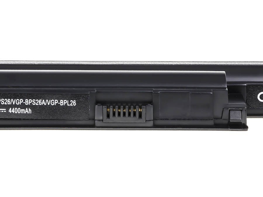 Green Cell SY08 Baterie Sony VGP-BPS26 VGP-BPS26A Sony Vaio VGP-BPL26  4400mAh Li-Ion - neoriginální