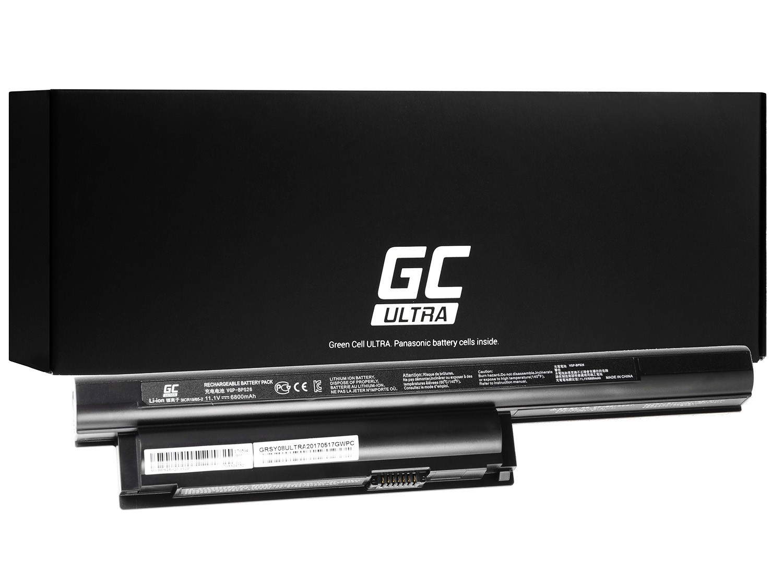 Green Cell ULTRA Baterie pro Sony Vaio PCG-71811M PCG-71911M SVE15 / 11,1V 6800mAh