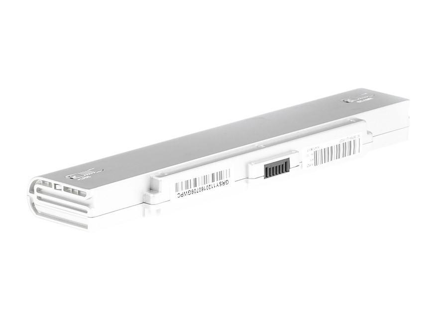 Green Cell Baterie pro Sony Vaio VGN-AR570 CTO VGN-AR670 CTO VGN-AR770 (stříbrná) / 11,1V 4400mAh