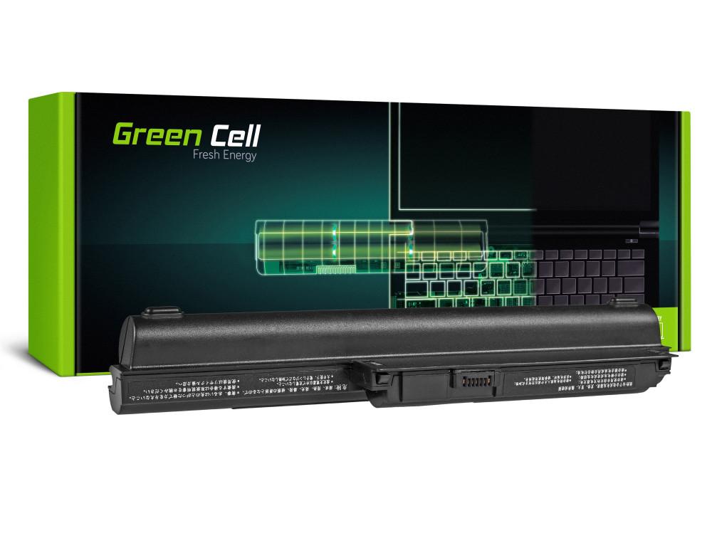 Green Cell akkumulátor Sony Vaio PCG-71811M PCG-71911M SVE15 / 11,1V 6600mAh