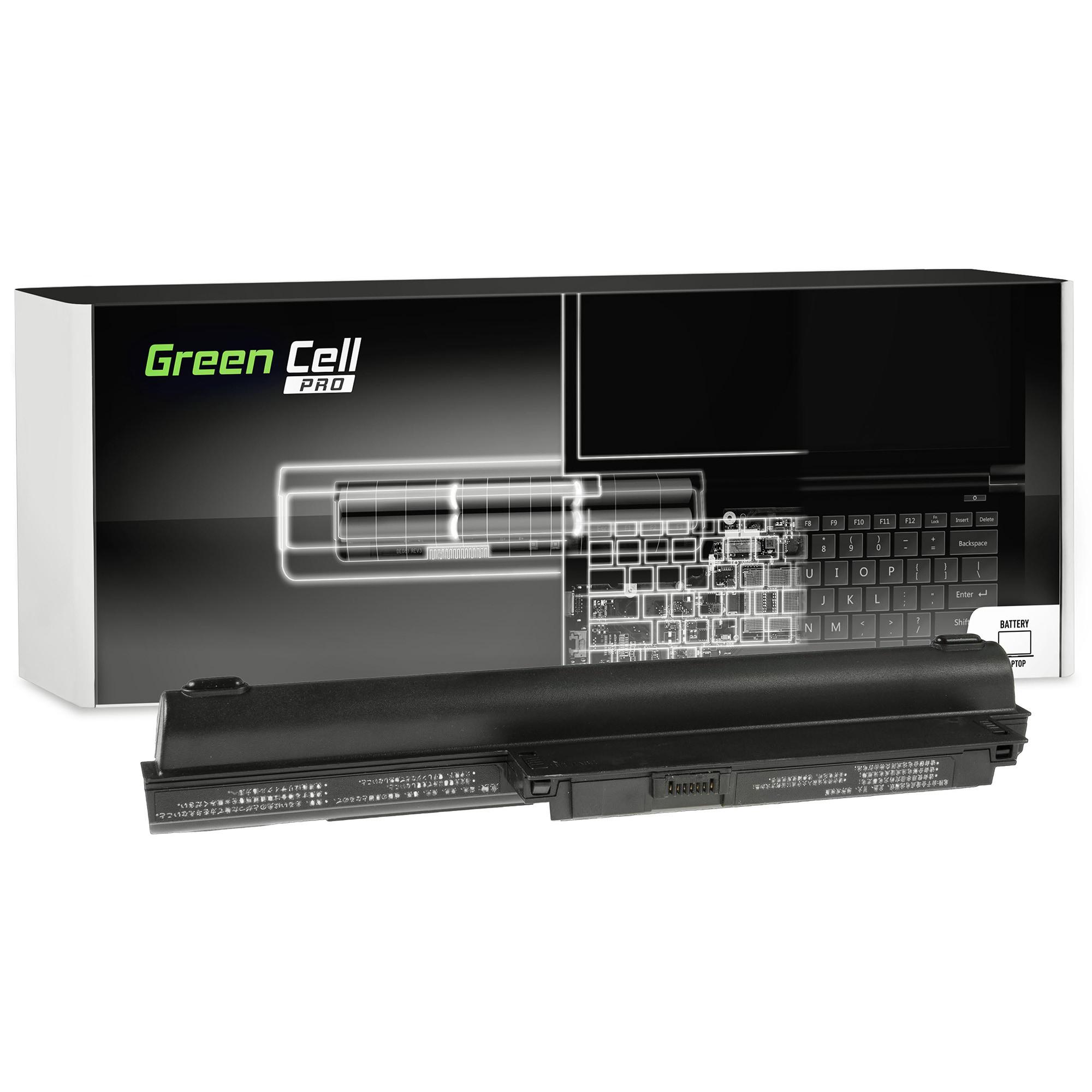 Green Cell PRO Battery for Sony Vaio PCG-71811M PCG-71911M SVE15 / 11,1V 7800mAh