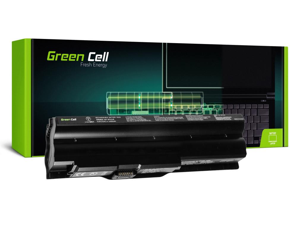 Green Cell akkumulátor Sony Vaio VGP-BPS20 VGP-BPS20 / B VGP-BPL20 / 14,4V 4400mAh